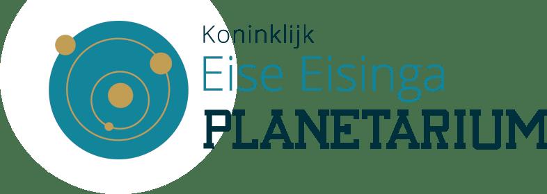 Logo aanklikbaar Eise Eisinga planetarium